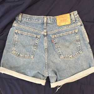 Boyfriend shorts !